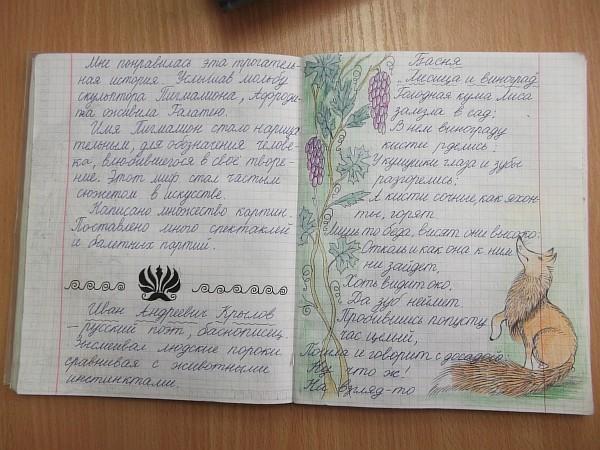 Оформление читательского дневника 2 класс образец картинки